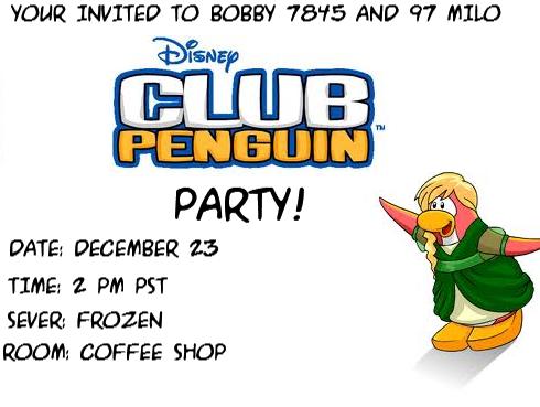 invitacion a una fiesta: