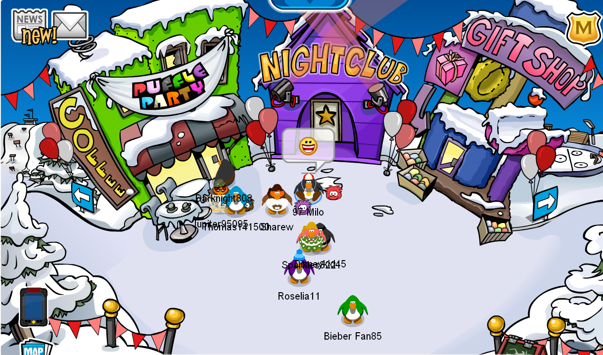 Llega la Puffle Party!!! | Penguin Club - Cp Memories